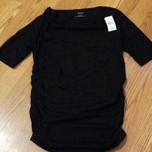 NWT'S Black Maternity Top